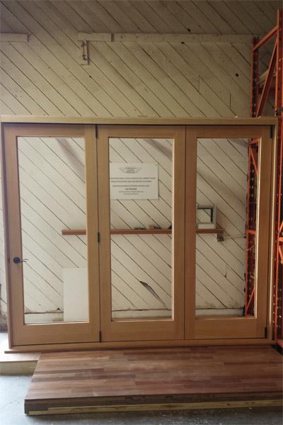 Eclipse Folding Door System